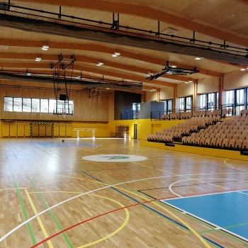 Sportska dvorana Gorenja vas (Slovenija)