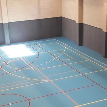 Sportska dvorana PŠ Montovjerna, Dubrovnik